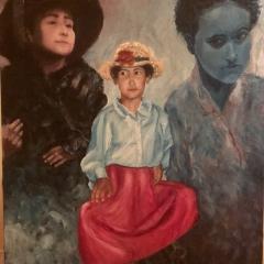 Three faces of Devorah